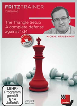 The Triangle Setup - A Complete Defense against 1.d4 DVD