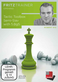 Tactic Toolbox Semi-Slav with 5.Bg5