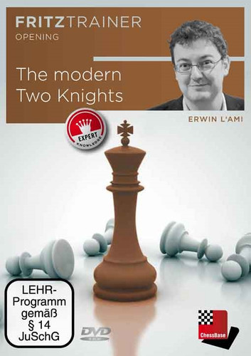 The Modern Two Knights Fritz Trainer DVD