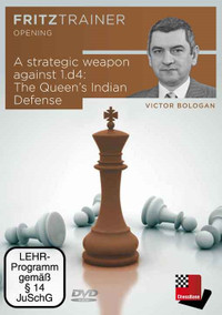 A Strategic Weapon against 1.d4: The Queen's Indian Defense - Chess Opening Software on DVD
