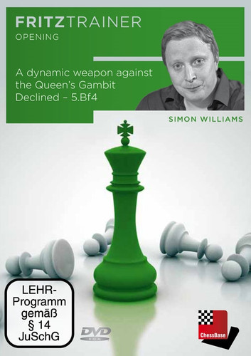 A Dynamic Weapon against the Queen‰Ûªs Gambit Declined ‰ÛÒ 5.Bf4