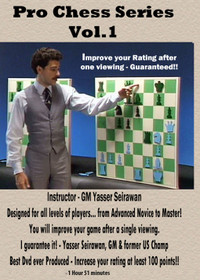 Pro Chess Mentor, Vol. 1 DVD