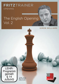 The English Opening (Part 2) - Chess Training Software on DVD