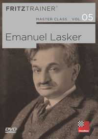 Master Class, Vol. 5: Emanuel Lasker - Chess Biography Software DVD