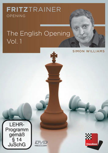 The English Opening Vol. 1 Chess Opening Software download