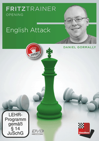 The English Attack - Chess Opening Software on DVD