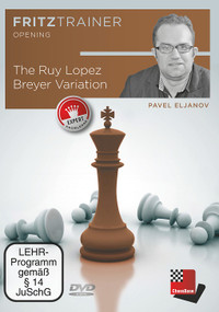 The Ruy Lopez Defense: Breyer Variation - Chess Opening Software on DVD