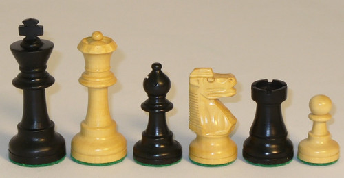 """French Knight Chess Pieces - 3"""""""