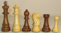 "Jumbo Classic - Golden Rosewood - 6"" King"