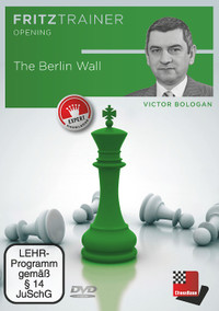 The Berlin Wall Chess Opening Software