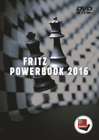 Fritz PowerBook 2016 Game Database