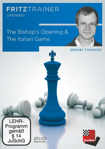 The Bishop's Opening & The Italian Game Chess Opening Software