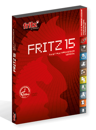 Fritz 15 - Best Chess Playing Software Program Download