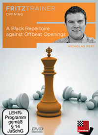 A Black Repertoire against Offbeat Openings - Chess Opening Software Download
