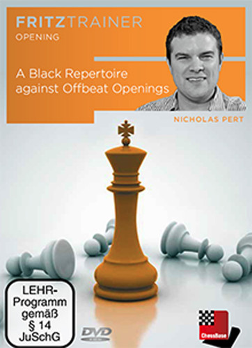 A Black Repertoire against Offbeat Openings Nicholas Pert
