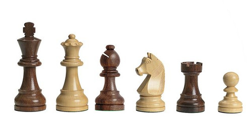 The Timeless Electronic Chess Pieces by DGT