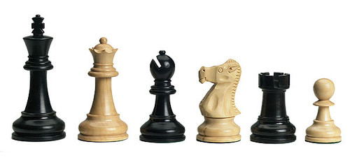 The Classic Weighted Electronic Chess Pieces by DGT