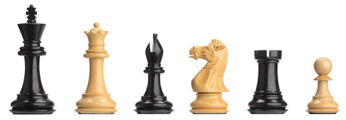 The Ebony Electronic Chess Pieces by DGT