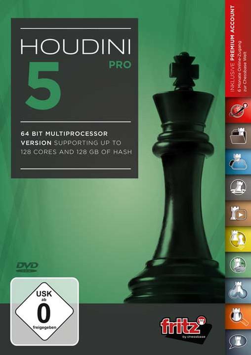 houdini chess game free