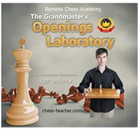 The Grandmaster's Opening Laboratory (Part 1) - Chess Course Video Download