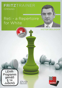 Reti - A Repertoire for White: Expert Knowledge - Chess Opening Software DVD