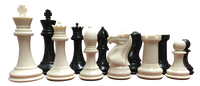 Warlord Tournament Chess Pieces
