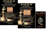 """Foxy Chess Videos, 181-182: A New Black Repertoire with 1…d6 plus """"Art of War"""" CD"""