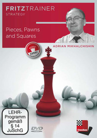 Pieces, Pawns and Squares Chess Software on DVD Plus Chess MasterPieces E-Book