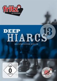 Deep Hiarcs 13 DVD