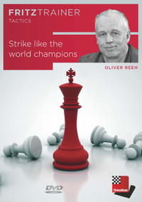 Strike Like the World Champions Chess Software PC DVD
