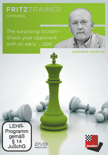 The Surprising Sicilian! Shock your Opponent with an Early ...Qb6 - Chess Opening Download
