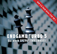 Endgame Turbo 5 – USB 3.0 Flash Drive (128 GB) Chess Database