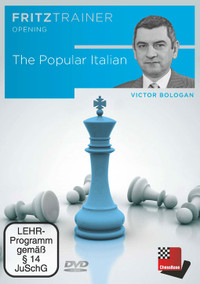 The Popular Italian Game - Chess Opening Trainer on DVD