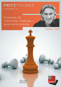 Checkmate Challenge – Essential Knowledge! - Chess Endgame Software PC-DVD
