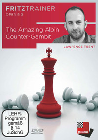 Amazing Albin Counter-Gambit! - Chess Opening Software PC-DVD