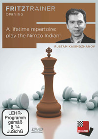 A Lifetime Repertoire: Play the Nimzo Indian! - Chess Opening Software PC-DVD
