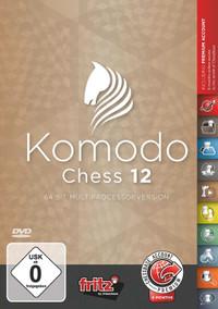 Komodo 12 - Chess Playing Software Download