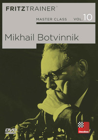 Master Class, Vol. 9: Mikhail Botvinnik - Chess Biography Software DVD