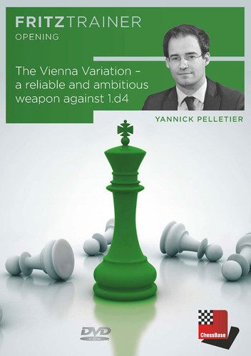 The Vienna Variation: Reliable and Ambitious Weapon against 1.d4 - Chess Opening Software PC-DVD