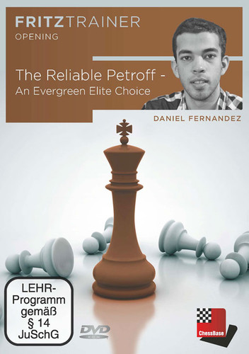 The Reliable Petroff : An Evergreen Elite Choice - Chess Opening Software PC DVD