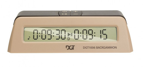 DGT1006 Backgammon and Game Timer (Clock)