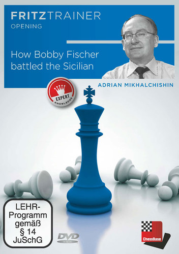 How Bobby Fischer Battled the Sicilian - Chess Opening Software  for PC-DVD