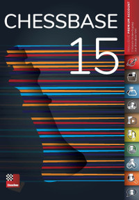 ChessBase 15 UPGRADE from ChessBase 14 - Database Management Software DVD