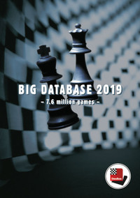 Big Database 2019 - Chess Database Software Program on DVD