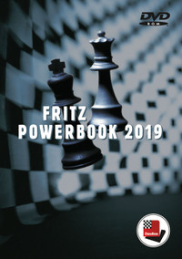 Fritz Powerbook 2019 - Chess Database Software on DVD