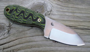 Lacy Smith - 5160 Knife - SK0177-FLS