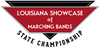 University of Louisiana at Lafayette - 2014 Showcase of Marching Bands DVDs 11/8/14
