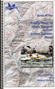 Snake River in Hells Canyon and Lower Salmon River