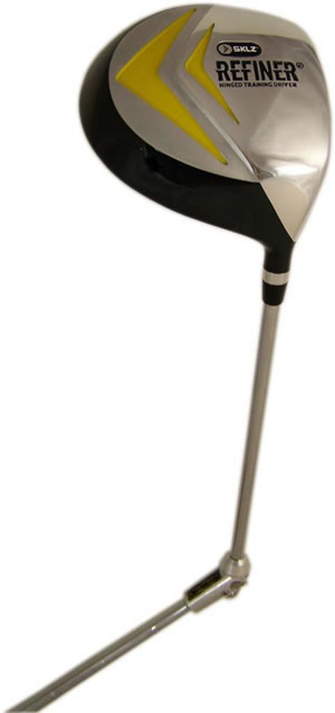 left hand hinged golf training aids
