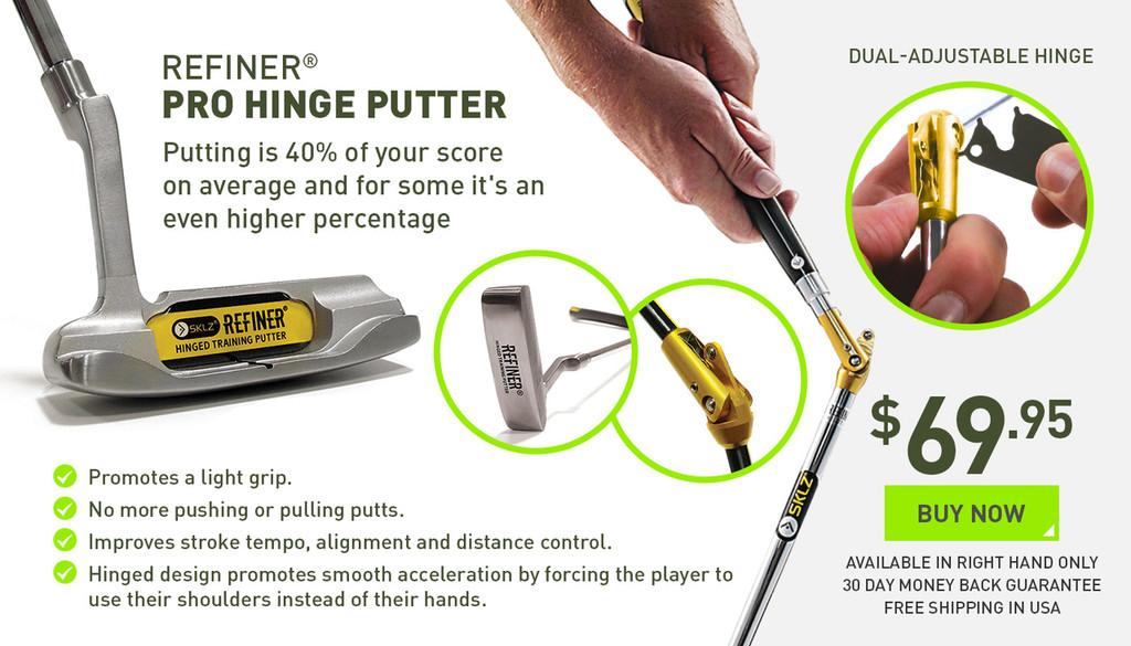 Adjustable dual-hinge to tweek tension and sensitivity.